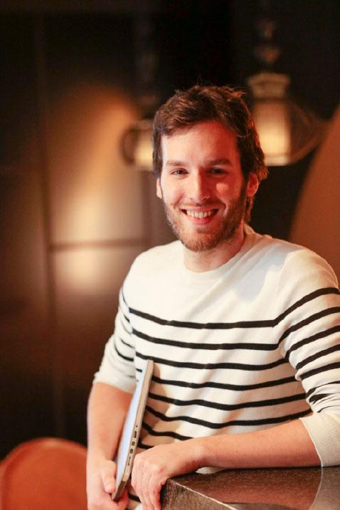 Thomas Janssens (Sales Manager chez Qualifio)